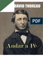 Thoreau-Andar a Pé