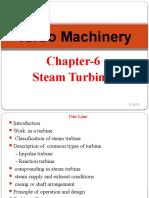 Chapter 6 - Steam Turbine Final