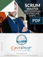 CertiProf Scrum Master Professional Certificate V072018A