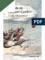 La Vida de Budori - Kenji Miyazawa