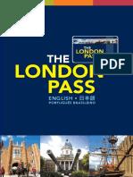 London Pass Guidebook - En JP PTBR