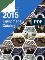 2015 Equipment Catalog 2015