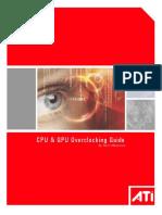 CPU Overclocking Guide