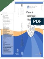"""Tapa de """"Temas de Bacteriología y Virología Médica"""""""