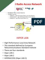 Wireless Network - I Unit