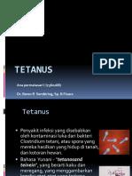 Tetanus (1)