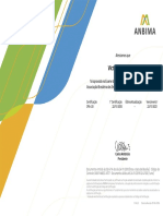 Certificado - ANBIMA - CPA-20