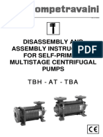 Disassembly and Assembly Instructions for Tbh At