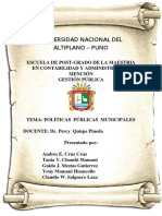 TRABAJO POLÍTICAS  PÚBLICAS  MUNICIPALES.docx