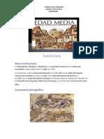 Aspectos Claves de La Epoca Medieval