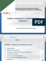 Lectura1 lenguajes y compiladores