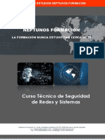 Curso técnico seguridad de redes y sistemas - Seguridad informática