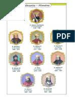 1ª Dinastia Ficha de Trabalho.pdf