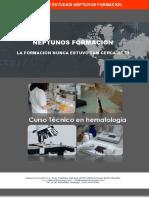 Curso tecnico en hematologia