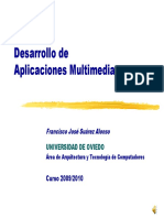 Desarrollo de app multimedia