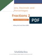 Fractions 2 Go Deeper Investigations
