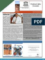 UNESCO Windhoek Office Newsletter-Issue 9