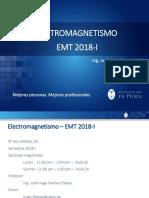 EMT 2018 I Sesion 1a