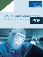 Schutz- Und Formiergase