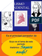 idealismo trascedental