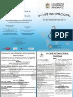 Programação 4º Café Internacional1