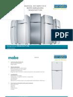 Manual Refrigeradora Imagination [Modo de Compatibilidad]