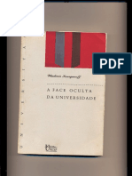 A Face Oculta Da Universidade - Wladimir Kourganoff - Cap. 2