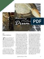 Welcome Mother Drum