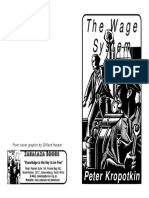 The Wage System by Peter Kropotkin
