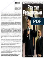 Pay the Preacherman by Pirate Press Oly, Cascadia