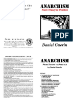 Anarchism From Theory to Practice by Daniel Guerin