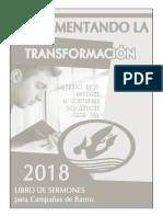 Temas de Evangelismo Para Campañas de Barrio}