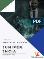 Temario Juniper