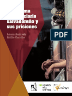 Laura Andrade y Adilio Carrillo. El sistema penitenciario salvadoreño y sus prisiones