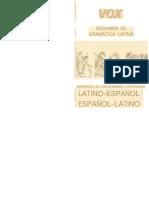 Gramática Abreviada Del Latín