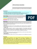 PSoC35 Power Estimator V2