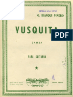 Bianqui Piñero_yusquita