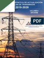Informe PT_2019-2028