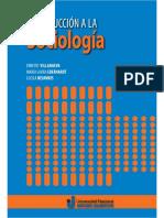 Villanueva E (2013). Introducción a La Sociología.