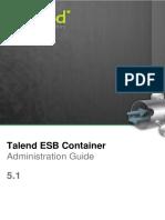 Talend ESB Container AG 51 En