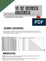 Repaso de Quimica Orgánica