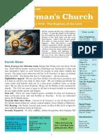 st germans newsletter - 13 january 2019