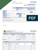 Formato Informe de Actividades Asignacion Academica