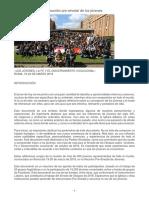 Documento Final de La Reunion Pre Sinodal de Los Jovenes Tradu