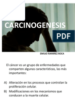 Cancer. Clases