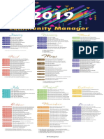 Calendario Community Manager 2019 1