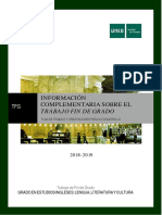 TFG Información Complementaria UNED