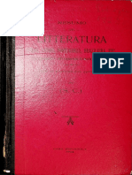 Resumo de Litteratura 1914