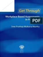 get through workplace based assessments in psychiatry