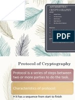 3. Asymmetric Cryptography